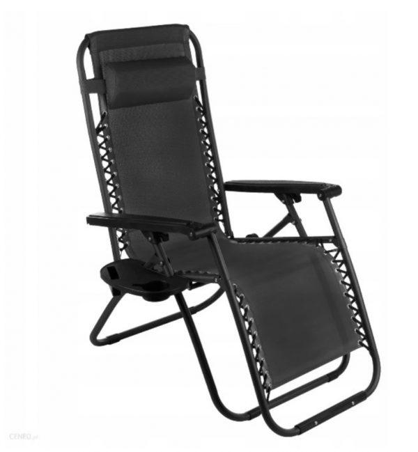 XL Saliekams krēsls - sauļošanās gulta dārzam, pludmalei vai balkonam