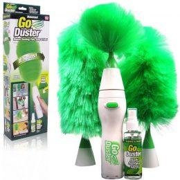 Elektriskā putekļu birste Go Duster