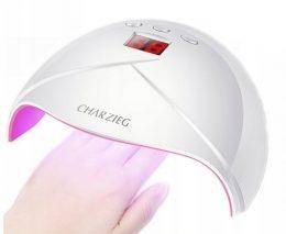 LED UV lampa gēla nagiem 36W USB LCD