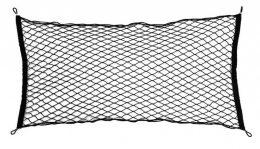 Auto bagāžas nostiprinājuma tīkls - bagāžnieka tīkls 120x42cm / 170x110cm
