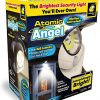 Bezvadu LED lampa - prožektors ar kustību sensoru