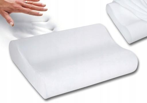 Antialerģisks, ortopēdiskais spilvens Memory pillow