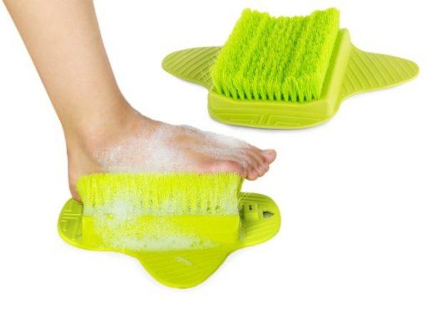 Pēdu birste - papēžu skrubis