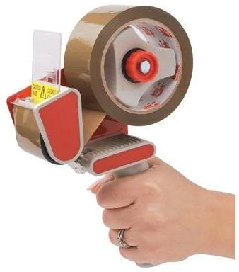 Līmlentes turētājs - atritinātājs - dispensers 50mm