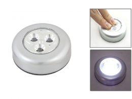 Pielīmējama bezvadu LED lampa 3L