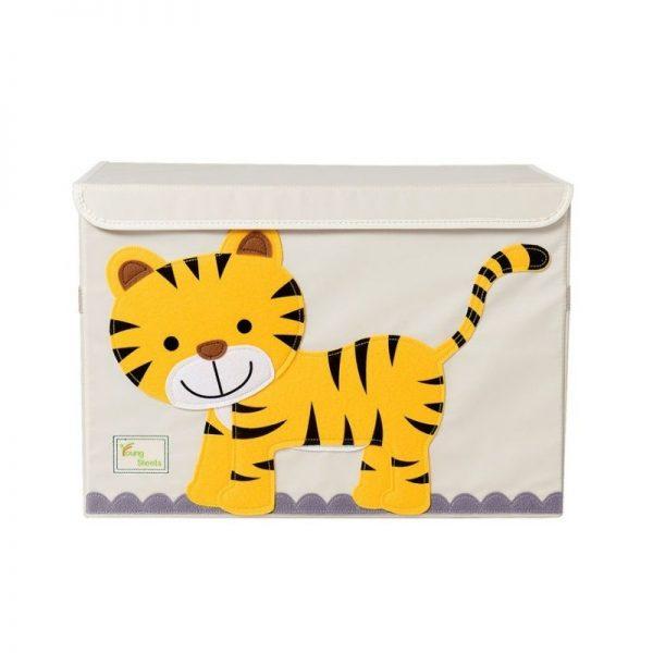 Mantu kaste - grozs organizātors rotaļlietām M4