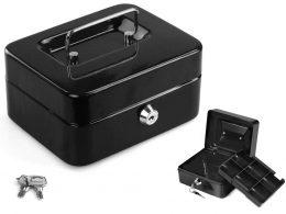 Goki metāla kastīte ar atslēgu - seifs