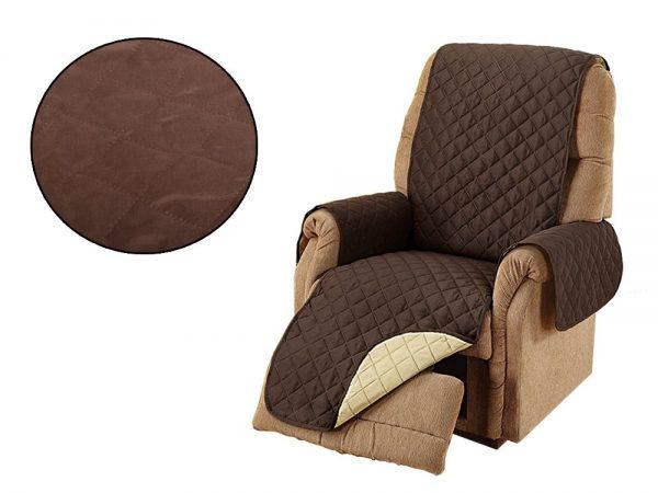 Atzveltnes - atpūtas krēsla pārklājs 170 x 63 cm
