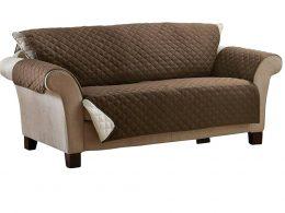 Divpusējs dīvāna pārsegs 240 x 165 cm