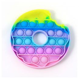 Sensorā rotaļlieta Antistress Push Bubble Pop It Donut