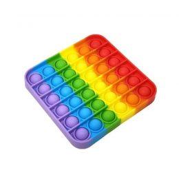 Sensorā rotaļlieta Antistress Push Bubble Pop It Cube
