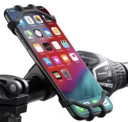 Universāls mobīlo telefonu turētājs velosipēdam 3M