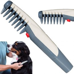 Elektriskā ķemme suņiem